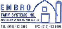 Embro Farm Systems logo