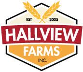 Hallview Farms Inc. logo