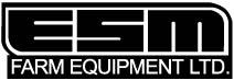 ESM Farm Equipment logo